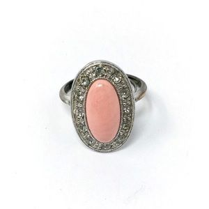 Jewelry - Vintage Avon 1970s Pale Fire Ring